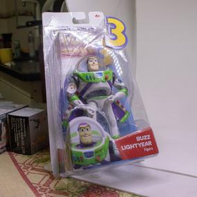 Boneco Buz Lightyear Toy Story 3 Novo Pixar Steve Jobs Matel