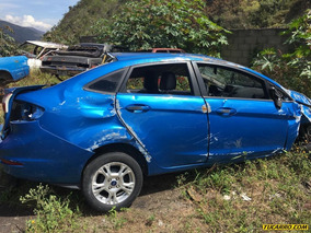 Chocados Ford Fiesta