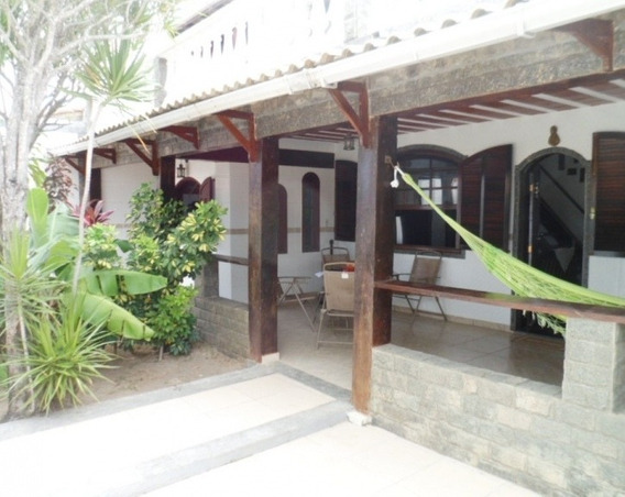 Casa Duplex Em Araruama, Bairro Areal. - Cs-795