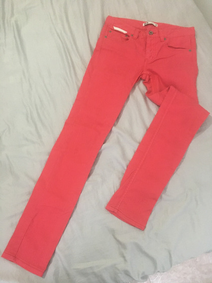 Calça Jeans Rosa Feminina Y-3 Yohji Yamamoto/adidas 36