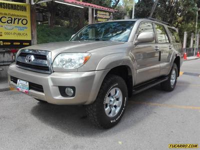 Toyota 4runner Sport Wagon 2wd