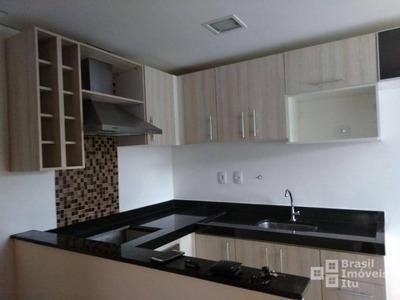 Apartamento Com 2 Dormitórios À Venda, 47 M² Por R$ 165.000 - Rancho Grande - Itu/sp - Ap0653