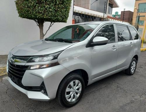 Imagen 1 de 15 de Toyota Avanza 2020 1.5 Le At