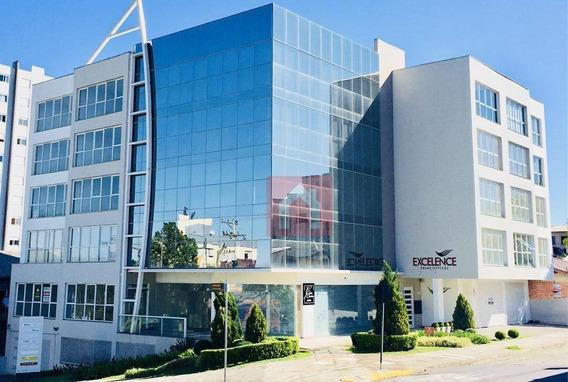 Sala À Venda, 46 M² Por R$ 220.000,00 - Panazzolo - Caxias Do Sul/rs - Sa0045