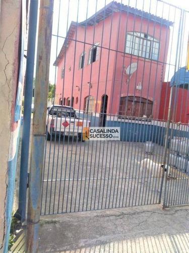 Terreno À Venda, 435 M² Por R$ 1.500.000,00 - Vila Matilde - São Paulo/sp - Te0481