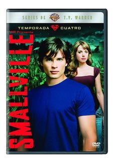 Smallville Cuarta Temporada 4 Serie Dvd