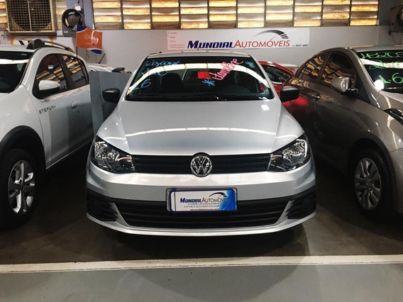 Volkswagen Voyage 1.6 Msi Totalflex Highline 4p Manual