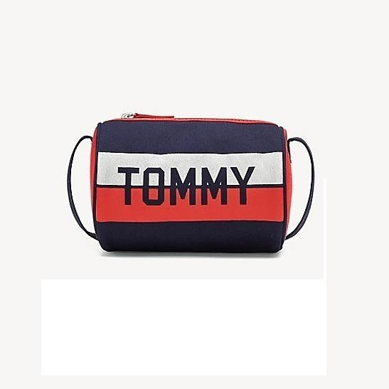 Tommy Hilfiger Mini Bolsa Para Niñas Modelo W86948152 722