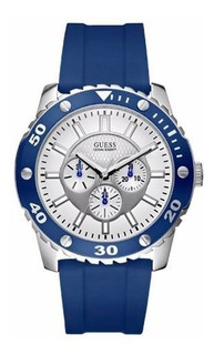 Reloj Guess Multifunction W10616g3 Agente Oficial