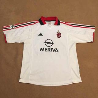 Camisa Milan Away 2003/04 - #22 Kaká - adidas