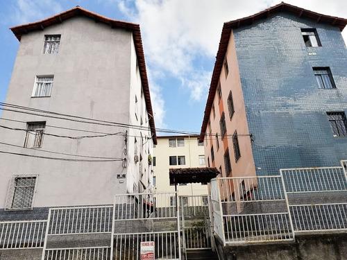 Imagem 1 de 17 de Apartamento 02 Quartos No Inconfidentes - 22418