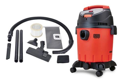 Imagen 1 de 1 de Black And Decker Aspiradora Polvo Y Agua 20 Litros 1400 W