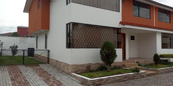 Arriendo Casa - Valle De Los Chillos - San Rafael - Renta