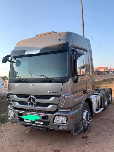 Imagem 1 de 8 de Mercedes Actros 2646