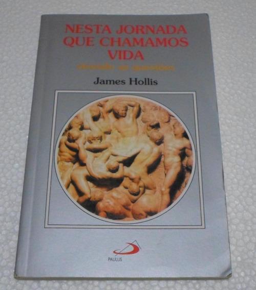 Livro Nesta Jornada Que Chamamos Vida - James Hollins