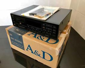 Rarissimo Tape Deck K7 A&d 3 Cabecas Hi End Unico Regence