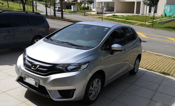 Honda Fit Lx Aut 2015 (abaixo Da Tabela, Somente Venda)