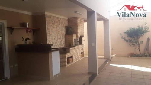 Casa Com 3 Dormitórios À Venda, 270 M² Por R$ 901.000,00 - Condomínio Terra Magna - Indaiatuba/sp - Ca1628