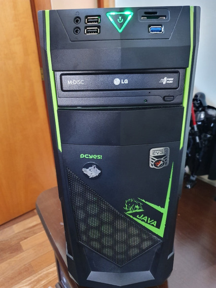 Desktop Gamer Intel I5-4690k 16gb Ram Gtx970