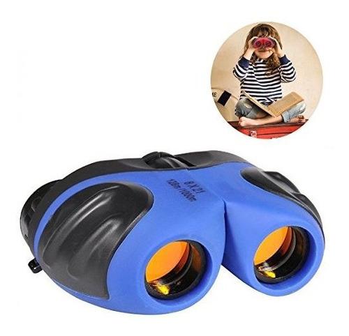 Binocular Para Niños Compacto Amplio Campo De Vista