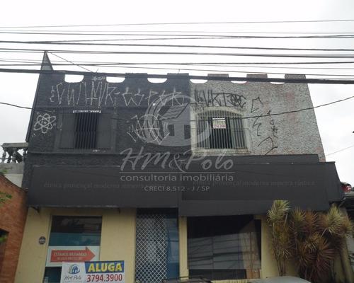 Imagem 1 de 10 de Sala Para Aluguel Em Jardim Bela Vista - Sa005638