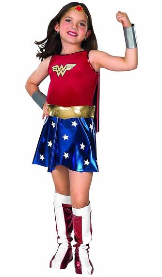 Disfraz Mujer Maravilla \ Wonder Woman.