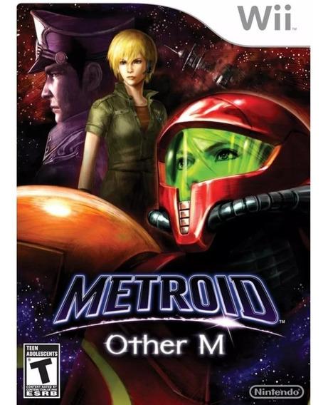 Jogo Lacrado Midia Fisica Metroid Other M Nintendo Wii