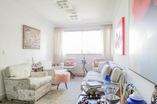 Apartamento À Venda - Moema, 3 Quartos,  100 - S893025156