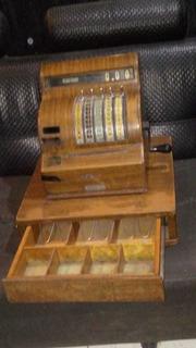 Se Vende Caja Registradora Antigua Como Se Ve En La Foto