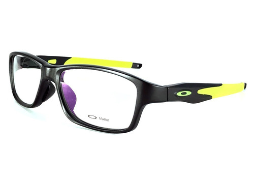 d5662fc61 Armação Óculos Grau Crosslink + 2 Pares De Haste Removivel