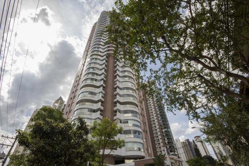 Imagem 1 de 14 de Edifício Montalcini - Mobiliado E Decorado,privativa De 200m