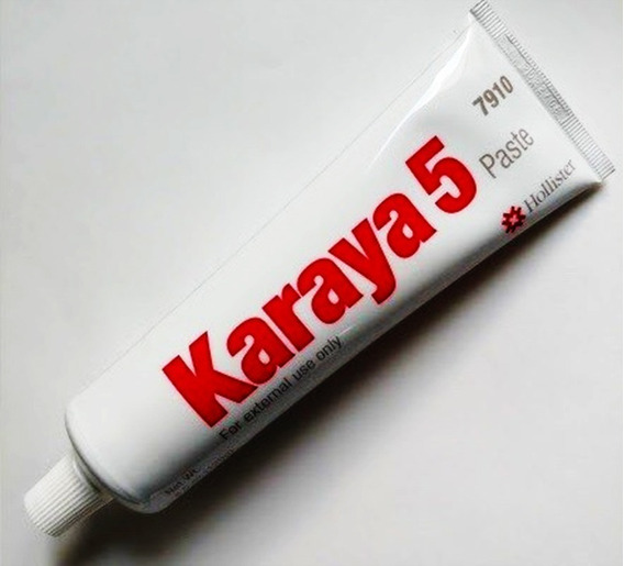 Pasta De Karaya Tubo 128 Gr