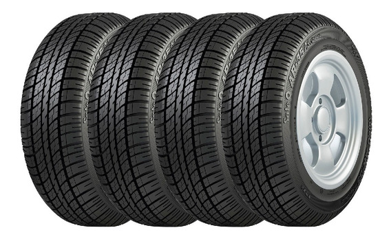 Combo X4 Neumaticos Fate 185/60r14 Advance Ar-35 82h Cuotas