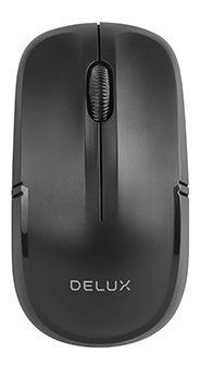 Mouse Delux Inalambrico M136gx