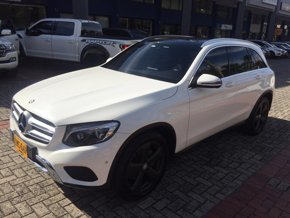 Mercedes-benz Glc 220 D 4matic 2.2 4x4 2017