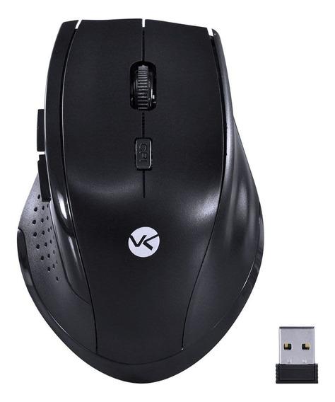 Mouse Sem Fio Dynamic Ergo Vinik 1600dpi Dm110