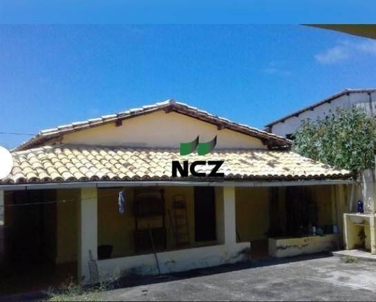Casa Com 4 Dormitórios À Venda Por R$ 260.000 - Jauá - Camaçari/ba - Ca2990