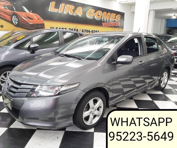Honda City 1.5 Lx Flex 4p