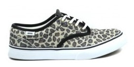 Zapatillas Spiral Classics Animal Print