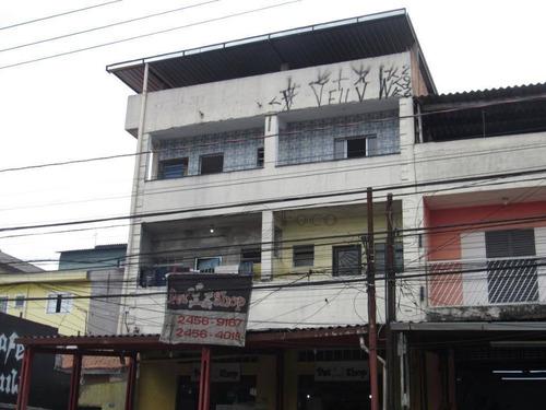 Imagem 1 de 5 de Kitnet Para Alugar, 25 M² Por R$ 700,00/mês - Jardim Valéria - Guarulhos/sp - Kn0017