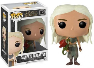 Funko Pop! Daenerys Targaryen 03 Game Of Thrones