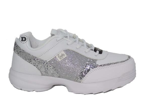 Zapatillas Footy Nena Glitter Dreams Calzado Caballito Fx292