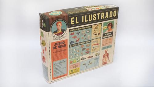 Imagen 1 de 6 de El Ilustrado Maldon Juego De Mesa Cultura Original