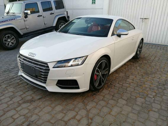 Audi Tt 2016 2p Tts Coup L4/2.0/t Aut