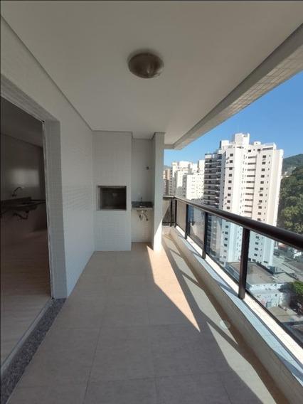 Flat Com 2 Dormitórios À Venda, 70 M² Por R$ 375.000 - Praia Das Pitangueiras - Guarujá/sp - Fl0033
