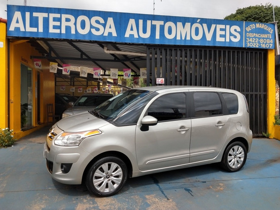 Citroën C3 Picasso 1.6 16v Exclusive Flex Aut. 5p 2014