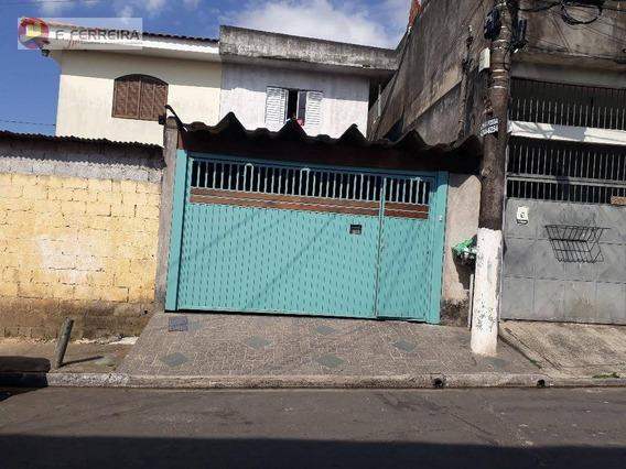 Sobrado Com 4 Dormitórios À Venda, 190 M² Por R$ 350.000 - Chácara Santa Maria - Itapecerica Da Serra/sp - So0119