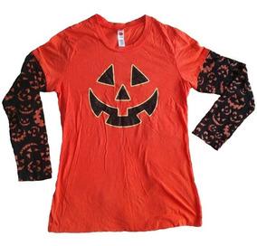 Polo Niña Camiseta Xl 15-17 Halloween Mujer S Regalo Navidad