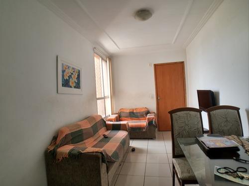 Imagem 1 de 16 de Apartamento À Venda, 2 Quartos, 1 Vaga, Cabral - Contagem/mg - 21654