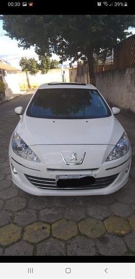 Peugeot 408 2012 2.0 Griffe Flex Aut. 4p